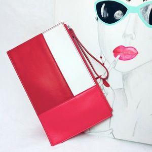 Vera Bradley Mod Color Block Wristlet Wallet NWOT